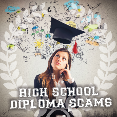 High School Diploma Scams