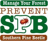 Logo: Prevent Southern Pine Beetle