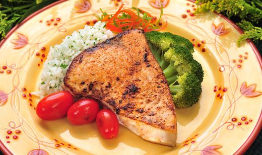 how to cook blackened swordfish on the grill