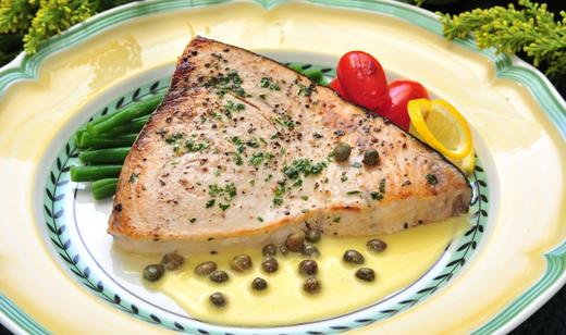 recipe: caper cream sauce for fish [21]