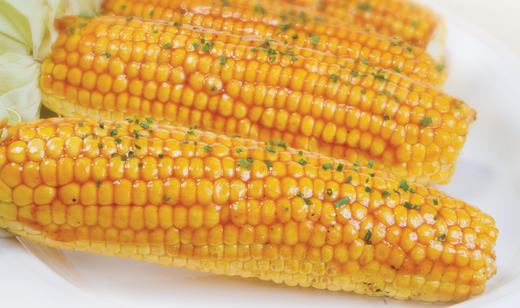RECIPE: Florida Sweet Corn with Southern Barbecue Butter