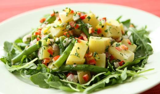 Florida Potato and Green Bean Salad       ……..