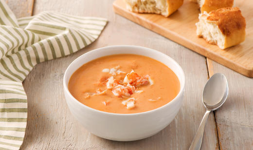 Lobster Bisque Thick | Lobster House